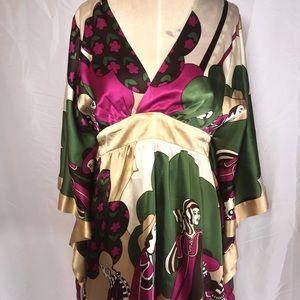 Bright Lady Dress by Joy Han
